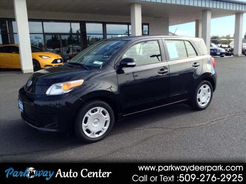 Scion xD 5-Door 2008