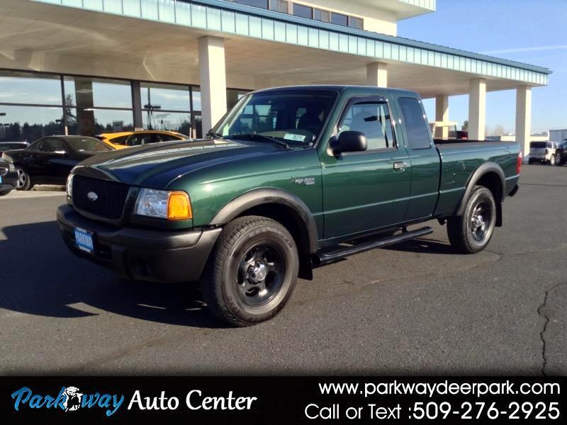 Ford Ranger 4dr Supercb 4.0L XLT FX4 Off-Rd 4WD 2003
