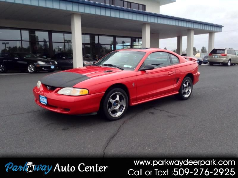 Ford Mustang 2dr Cpe 1996