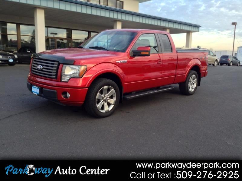 "Ford F-150 2WD SuperCab 145"" FX2 Sport 2010"