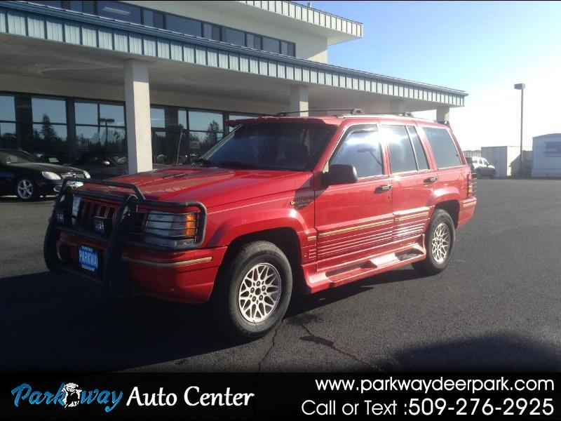 Jeep Grand Cherokee 4dr Limited 4WD 1995