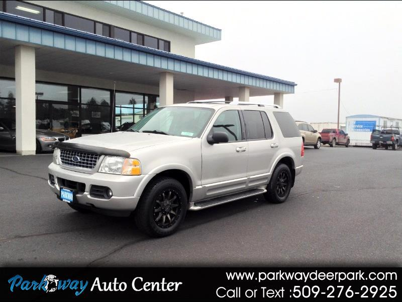 """Ford Explorer 4dr 114"""" WB 4.6L Limited 4WD 2003"""