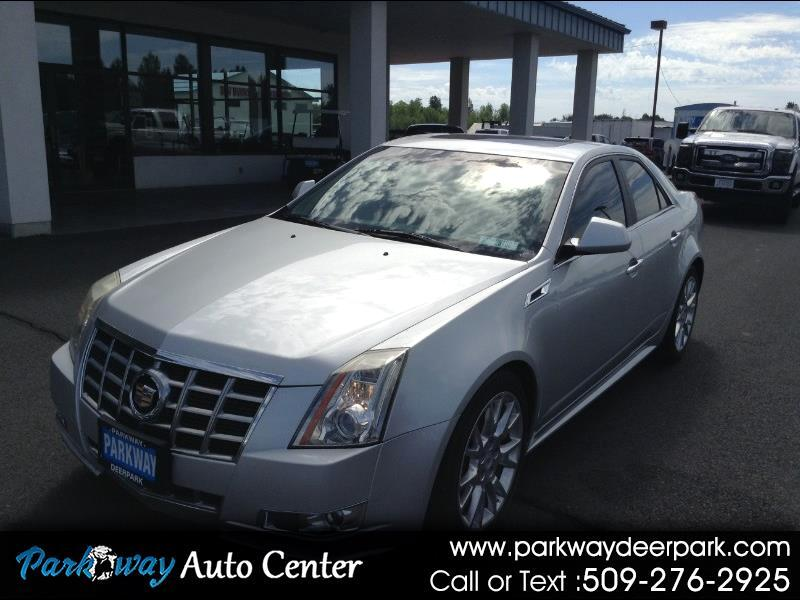 Cadillac CTS 3.6L Performance AWD 2013