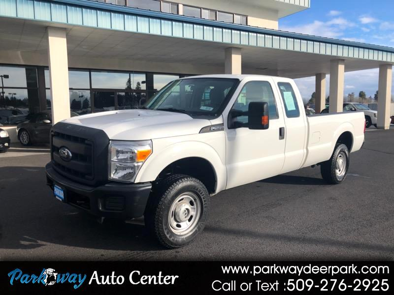 "Ford Super Duty F-250 4WD SuperCab 158"" XL 2012"