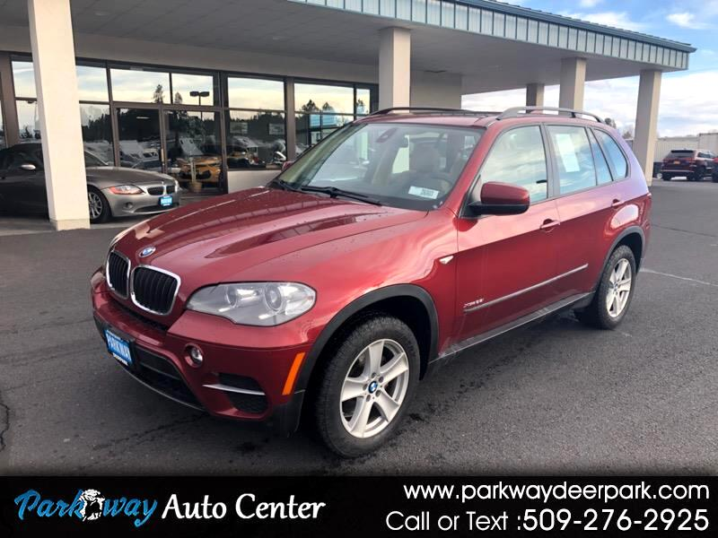 BMW X5 AWD 4dr xDrive35i 2012