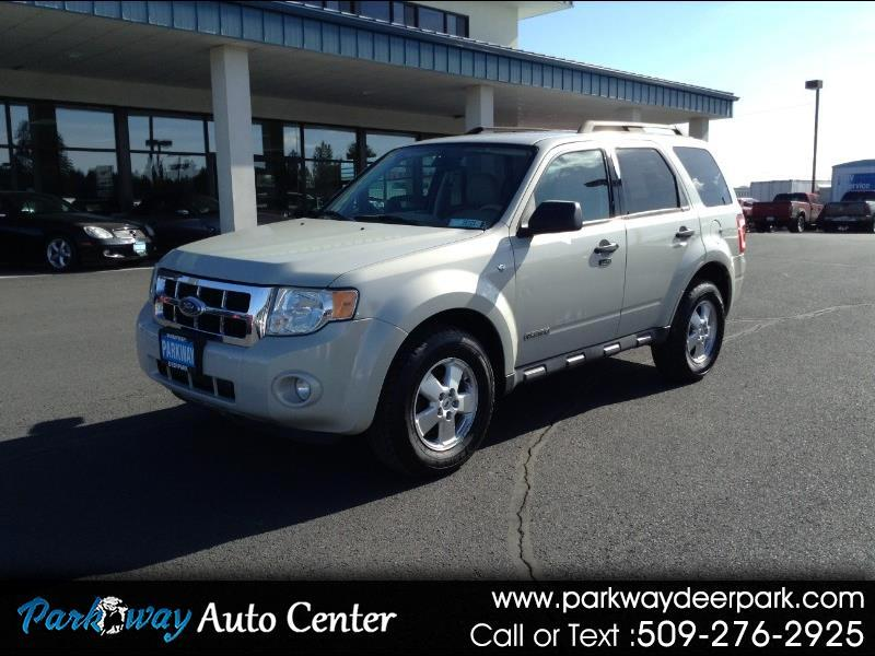 Ford Escape 4WD 4dr XLT 2008