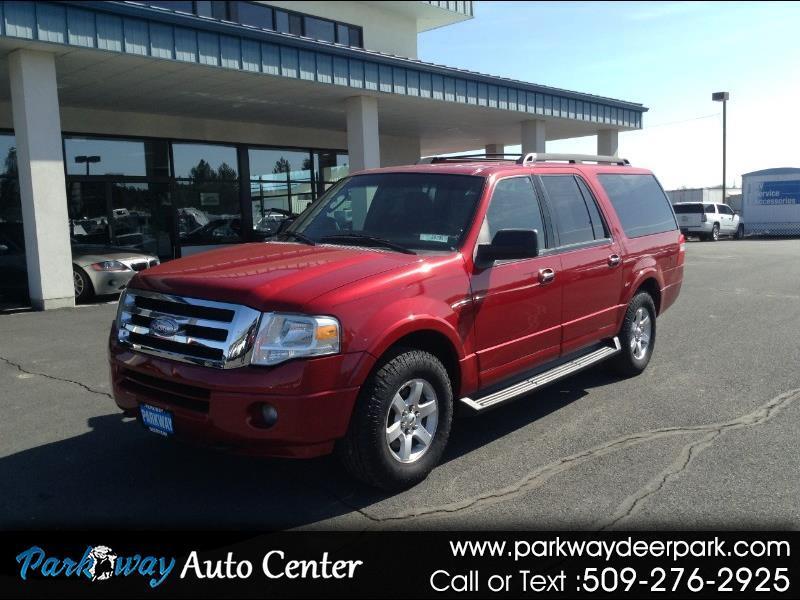 Ford Expedition EL 4WD 4dr XLT 2009