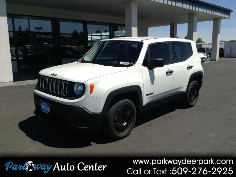 Jeep Renegade Sport 4x4 2015