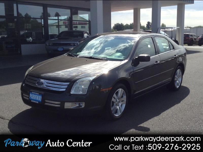 Ford Fusion 4dr Sdn V6 SEL 2006