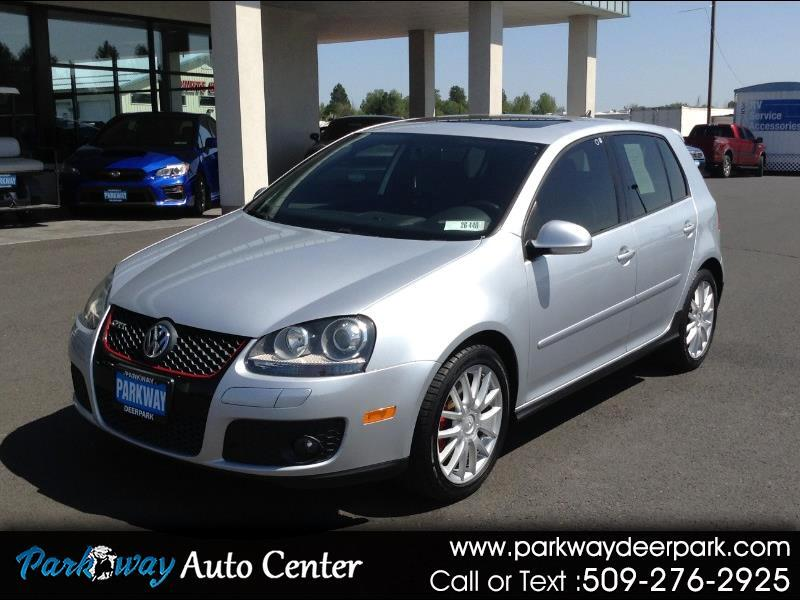 Volkswagen GTI 4dr HB Manual 2007
