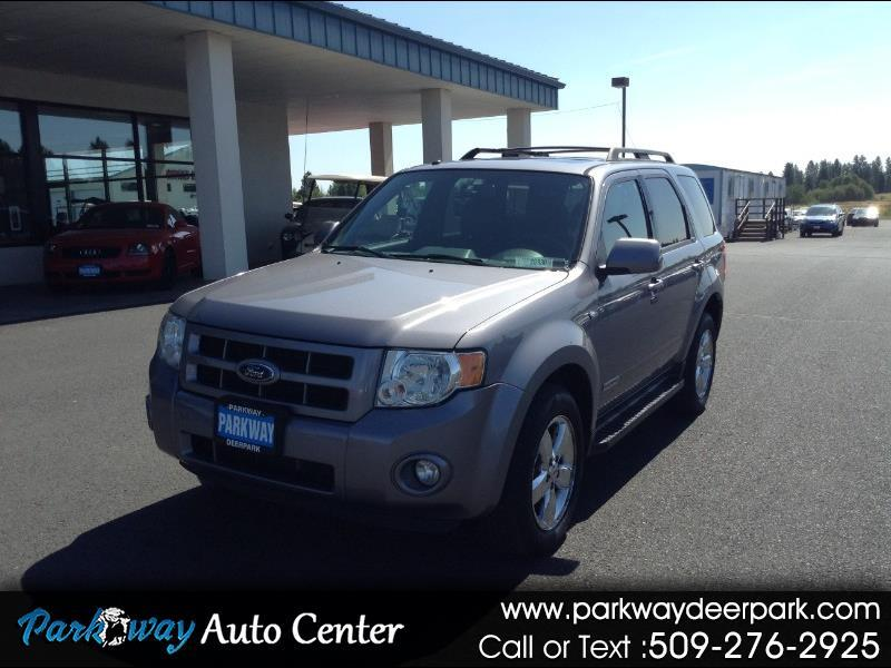 Ford Escape 4WD 4dr V6 Auto Limited 2008