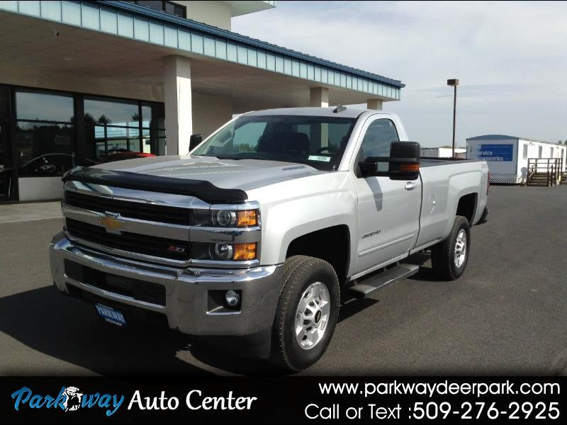 Chevrolet Silverado 2500HD LT Regular Cab 4WD 2015