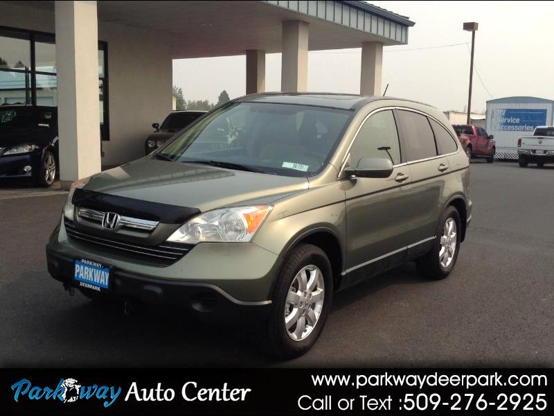 Honda CR-V 4WD EX Auto w/Leather 2009