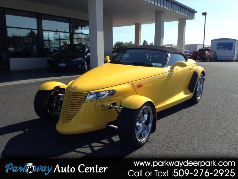 Plymouth Prowler 2dr Roadster 2000