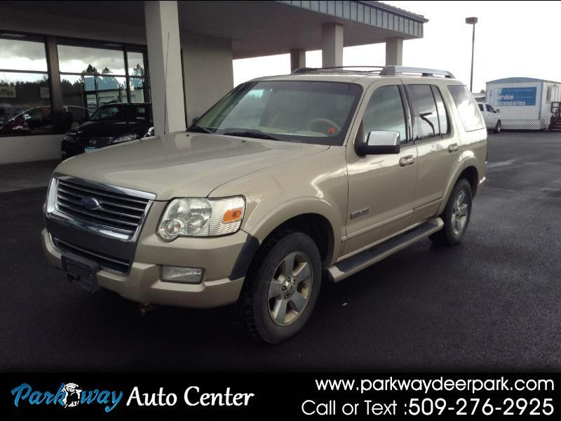 """Ford Explorer 4dr 114"""" WB 4.6L Limited 4WD 2006"""