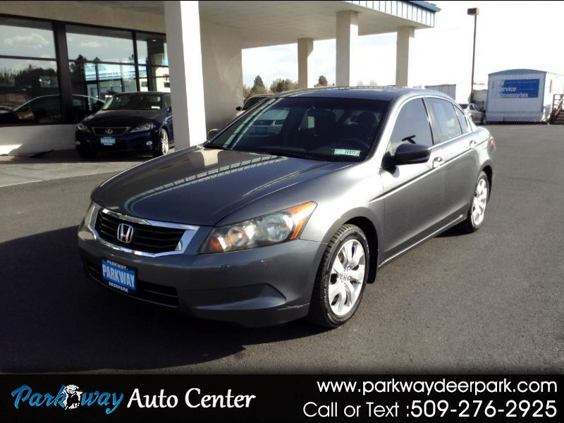 Honda Accord 4dr Sedan EX Auto 2009