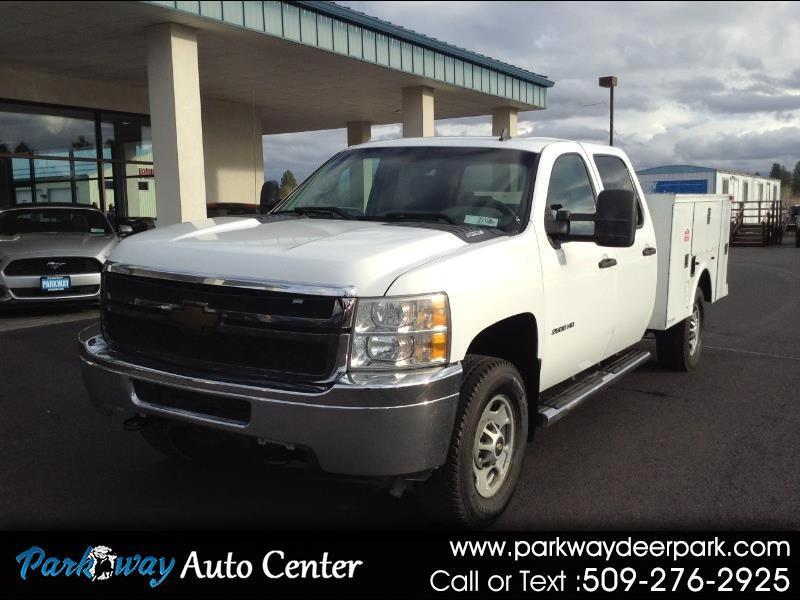 "Chevrolet Silverado 2500HD 4WD Crew Cab 167.7"" Work Truck 2013"