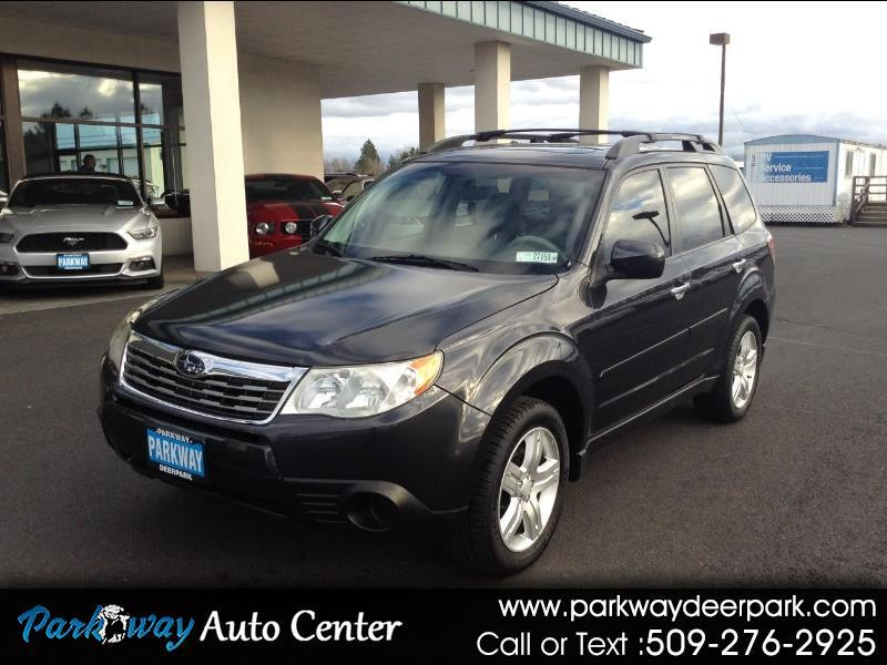 Subaru Forester (Natl) 4dr Auto X w/Prem/All-Weather 2009
