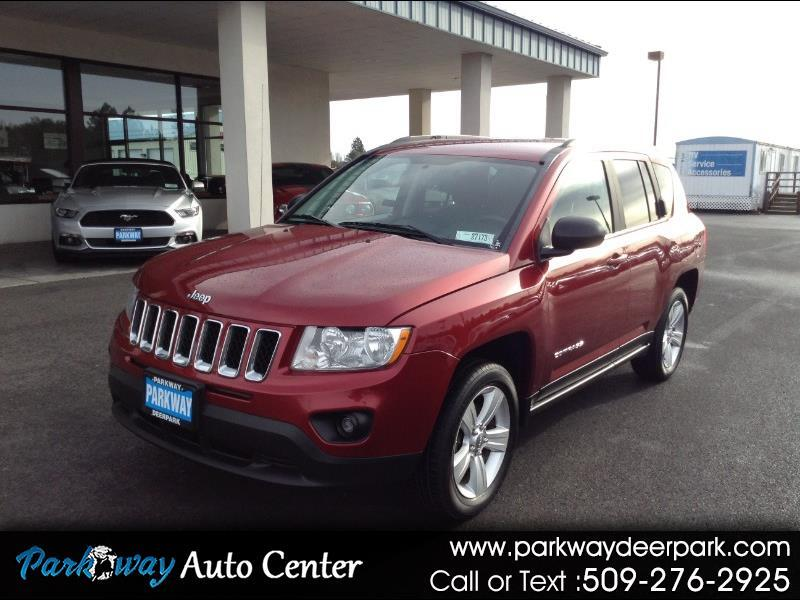 Jeep Compass 4WD 2012