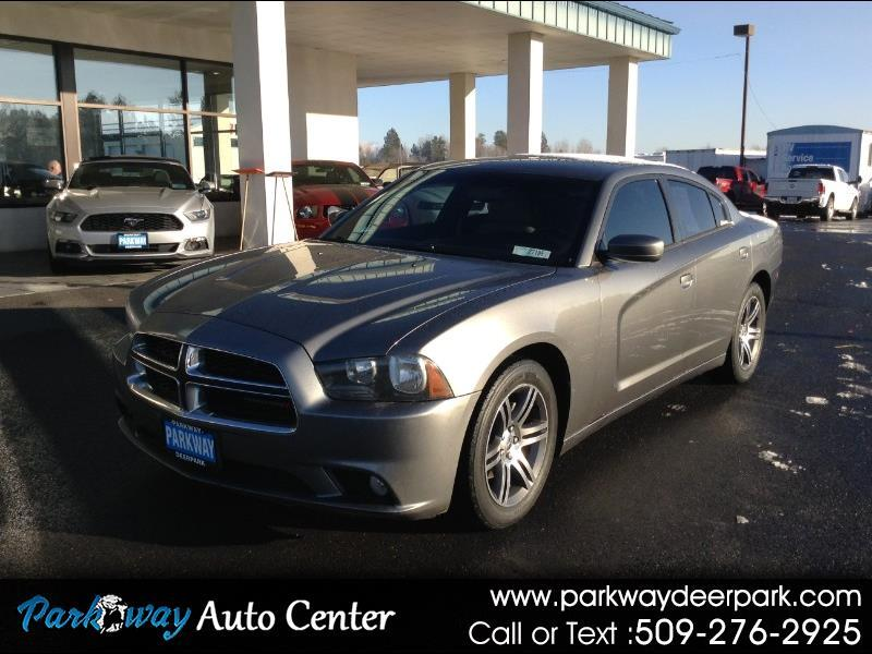 Dodge Charger 4dr Sdn SXT RWD 2012
