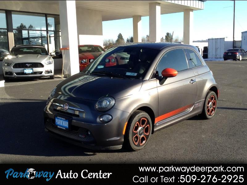 Fiat 500e 2dr HB BATTERY ELECTRIC 2014