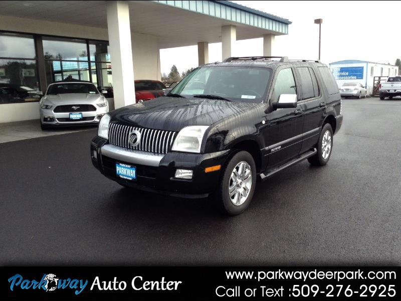 Mercury Mountaineer AWD 4dr V8 Premier 2008