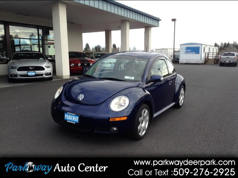 Volkswagen New Beetle Coupe 2dr Cpe GLS TDI Auto 2006