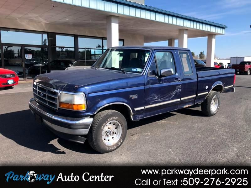"Ford F-150 Supercab 138.8"" WB 4WD 1995"