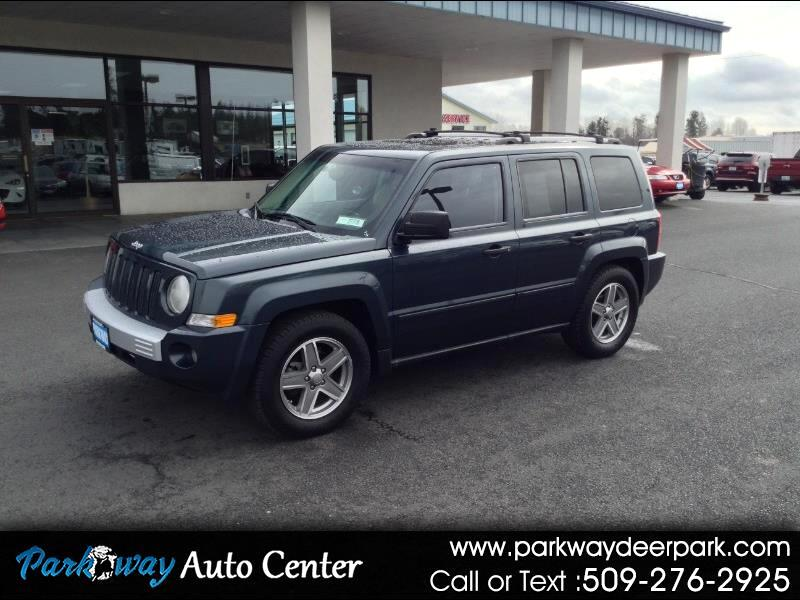 Jeep Patriot 4WD 4dr Limited 2007
