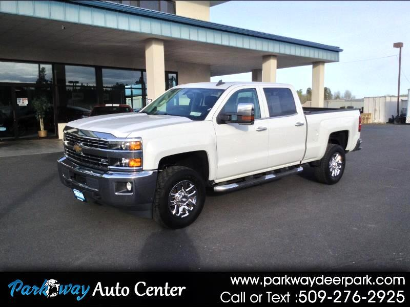 "Chevrolet Silverado 2500HD Built After Aug 14 4WD Crew Cab 153.7"" LTZ 2015"