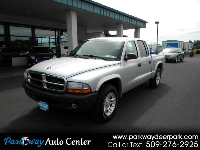 2004 Dodge Dakota SXT Crew Cab 2WD