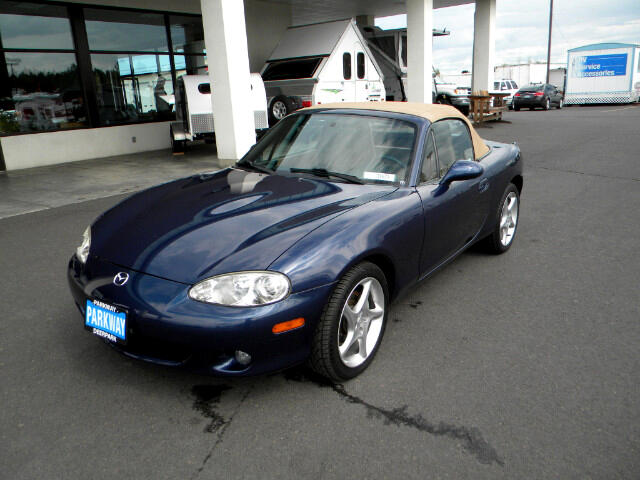 2002 Mazda MX-5 Miata 3rd Generation Limited