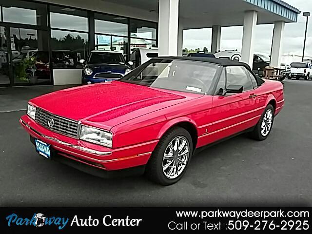 1989 Cadillac Allante Coupe