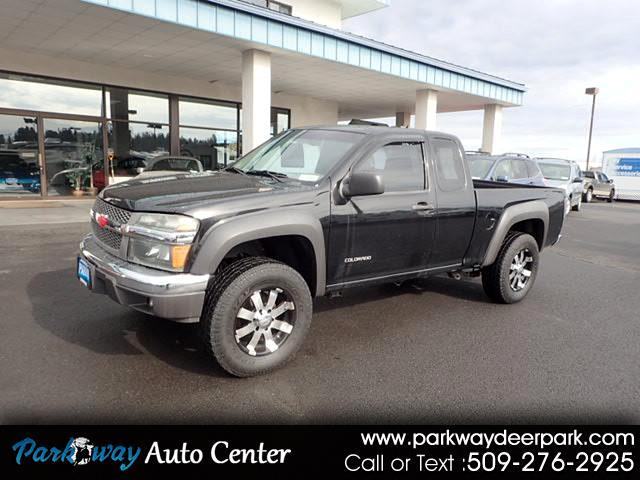 2005 Chevrolet Colorado LS Ext. Cab 4WD