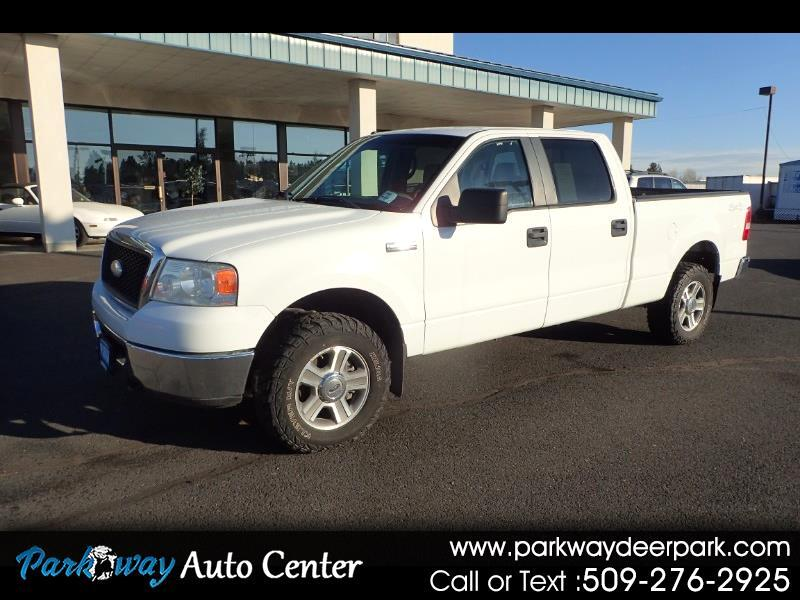 2008 Ford F-150 XLT SuperCrew 4WD