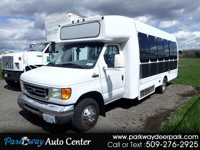 2005 Ford Econoline E-450 Transit Bus Turbo Diesel