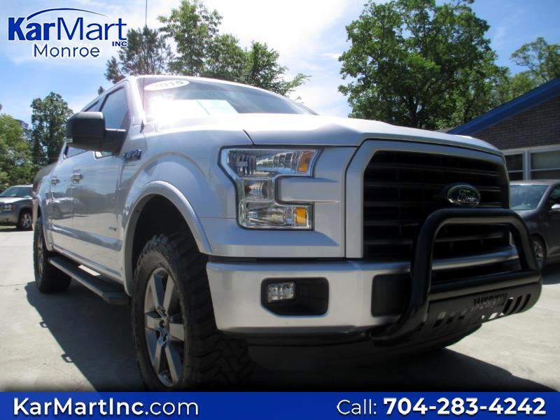 2015 Ford F-150 FX4 SuperCrew 4WD