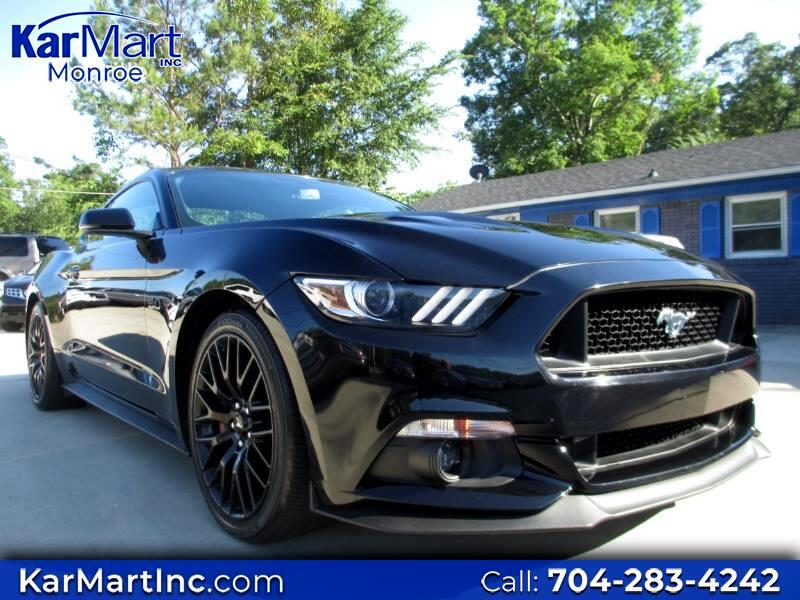 2017 Ford Mustang 2dr Cpe GT Premium