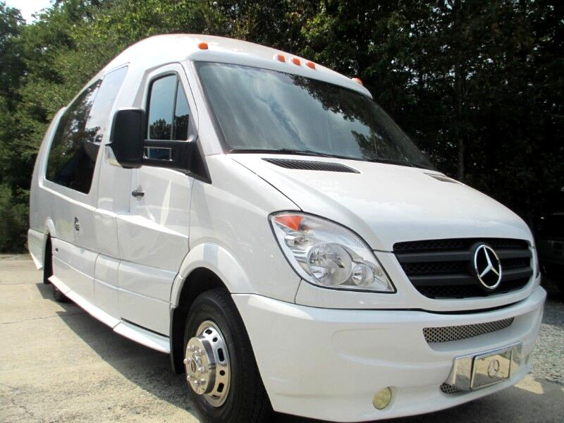 Mercedes-Benz Sprinter 3500 170-in. WB 2013