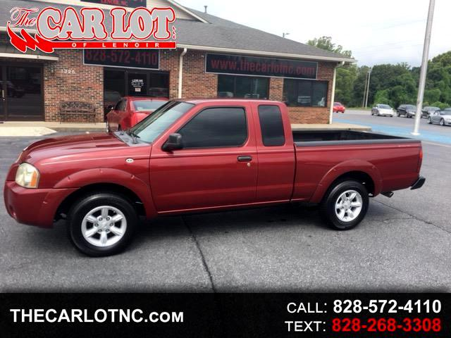 2004 Nissan Frontier 2WD XE King Cab I4 Manual