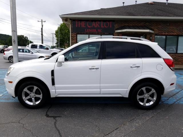 2012 Chevrolet CAPTIVA LT Base