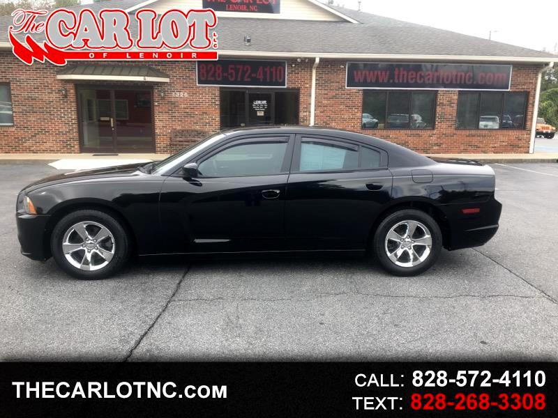 2012 Dodge Charger 4dr Sdn SE RWD