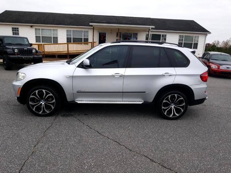 2012 BMW X5 3.0i