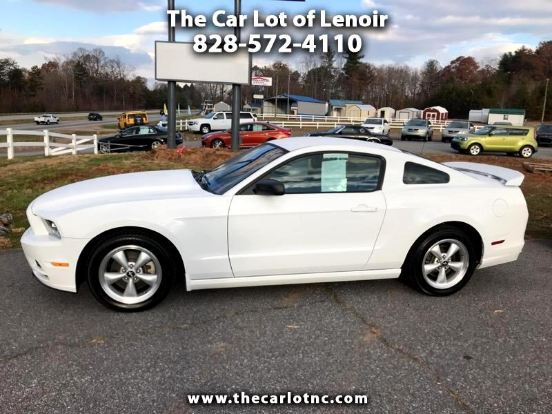 2014 Ford Mustang 2dr Cpe V6