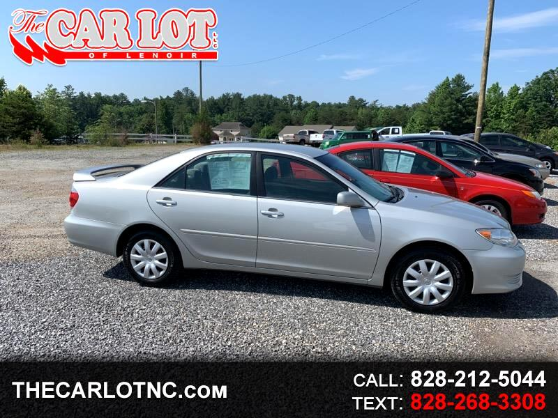 2005 Toyota Camry 4dr Sdn LE Auto (Natl)