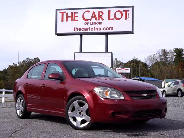 Chevrolet Cobalt 4dr Sdn LT w/2LT 2009