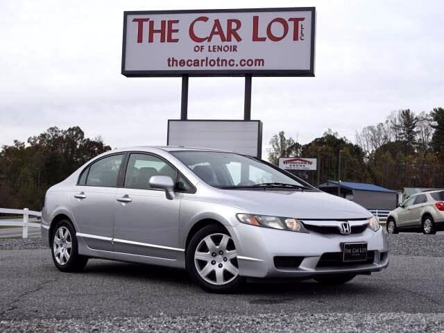Honda Civic Sdn 4dr Auto LX 2010