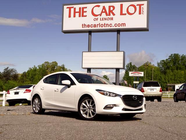 Mazda Mazda3 5-Door Touring Auto 2017