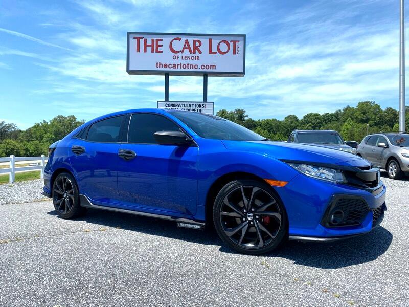Honda Civic Hatchback Sport CVT 2017
