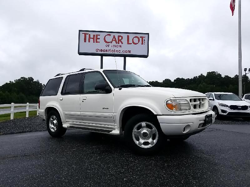 """Ford Explorer 4dr 112"""" WB Limited 4WD 2000"""